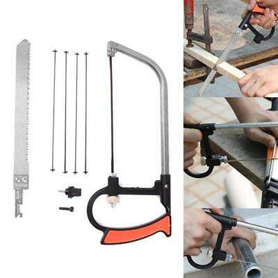 Multifunction Magic Hacksaw Hand Saw Wood Working Tools Set Kit 6 Size Holiday