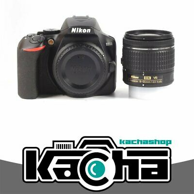 NUEVO Nikon D3500 Digital SLR Camera + AF-P 18-55mm f/3.5-5.6G VR Lens