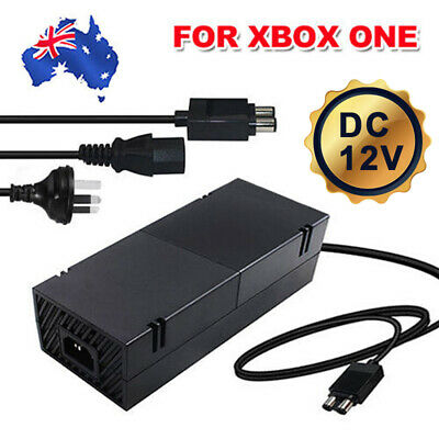 Power Supply EU plug AC Adapter Cord Cable Brick Charger for XBOX ONE Console