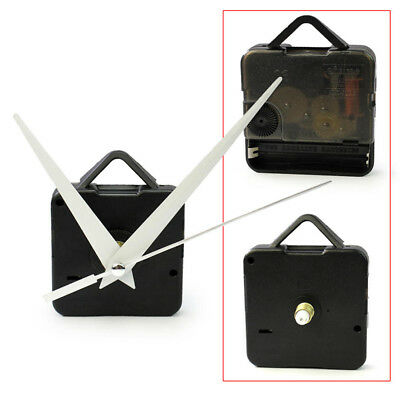 DIY Quartz Battery Wall Clock Movement Mechanism Repair Tool Replace Part Supply