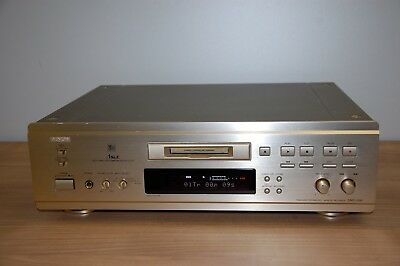 DENON DMD-1000 MiniDisc MD Recorder mit ASLC 20 BIT Digital Filter