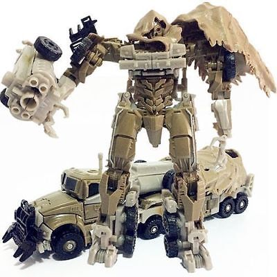 Dark of The Moon Transformers 3 Megatron ACTION Movie Marvel Figure Voyager Toys