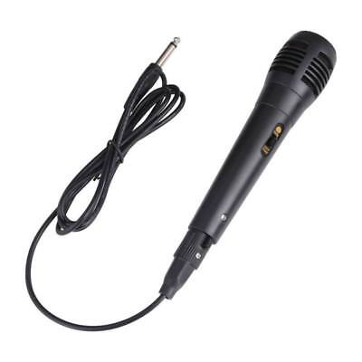 Professional Dynamic Microphone ABS Handheld Wired Hypercardioid Microphones AU