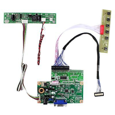 Fit To  10.4inch 640x480 LCD Screen AA104VH01 VGA LCD Controller Board