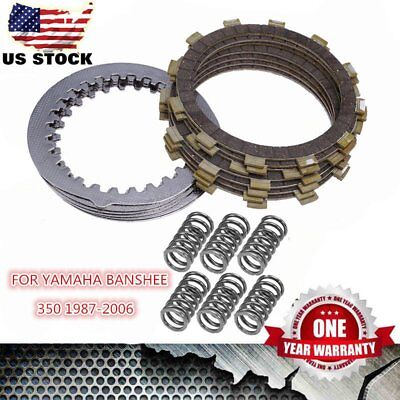 Clutch Kit Heavy Duty Springs Fits For YAMAHA BANSHEE 350 1987-2006 US