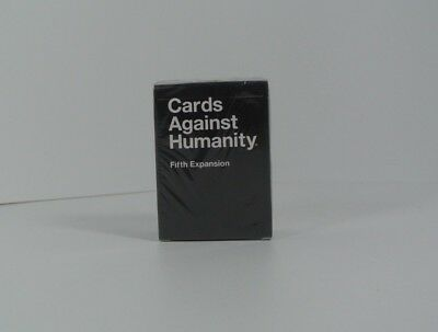 Cards Against Humanity fifth Expansion Pack 100 Cards 12 Bonus Blank Cards New
