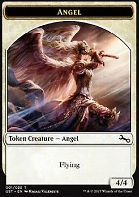 Ange illusoire NM MTG magic IMA MRM ENGLISH FOIL 4x Illusory Angel