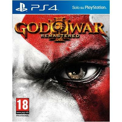 Sony PS4 GOD OF WAR 3 REMASTERED 9843238