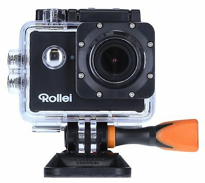 Action-Camcorder Rollei Actioncam 525 WiFi LCD 4K Video schwarz NEU