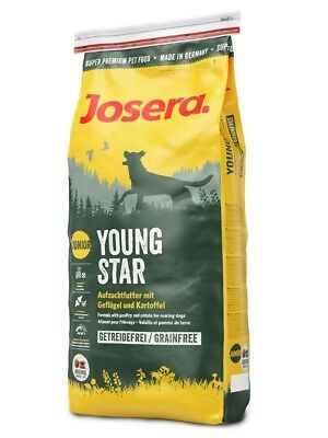 15 kg JOSERA Junior Young Star