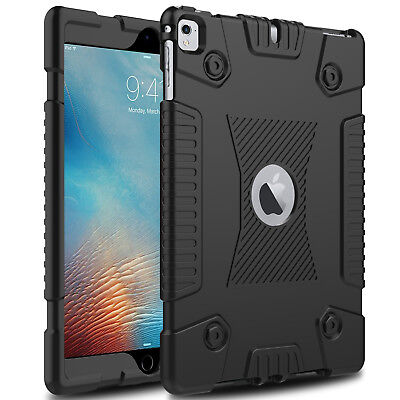 For iPad 6th Gen 9.7 inch 2018 Case Shockproof Soft Tablet Protective Cover