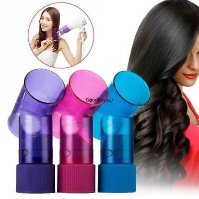 Hair Wind Spin Styling Tool Dryer Roller Curl Diffuser GDY7