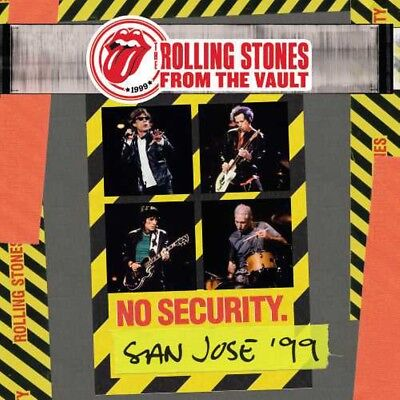 The Rolling Stones From the Vault: No Security - San Jose '99 180g 3LP (New)