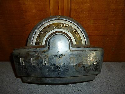 Vintage Kenmore Washing Machine Dial