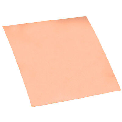 99.99% Pure Copper Metal Safe Using Sheet Plate 0.2mm*100mm*100mm