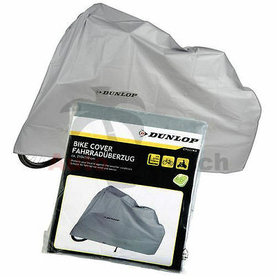 Dunlop Bike Cover Plane Scooter Moped Full Vollgarage Protective