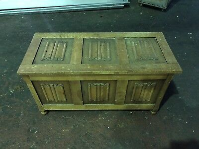 otterman storage Chest Antique Upcycle Vintage