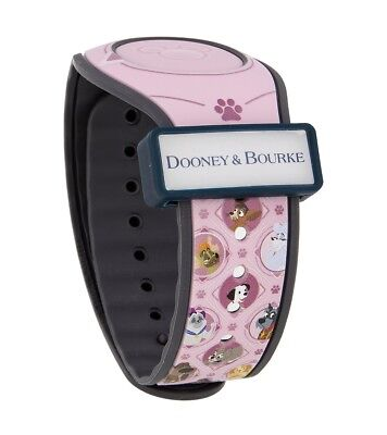 NEW Disney Dogs Dooney And Bourke Magicband Magic Band 2 LE 3000
