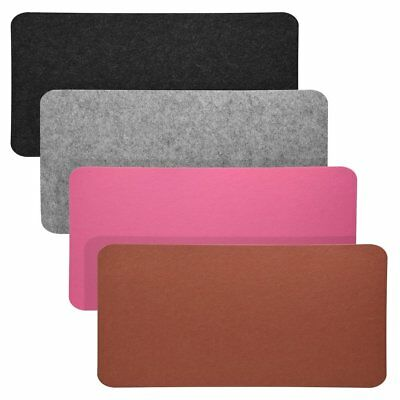 Anti-static Felts Table Mouse Pad Office Desk Laptop Mat For Computer PC Laptop