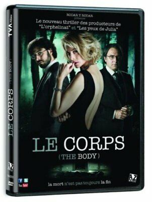 Le Corps (The Body) (Bilingual)  [DVD] New!!