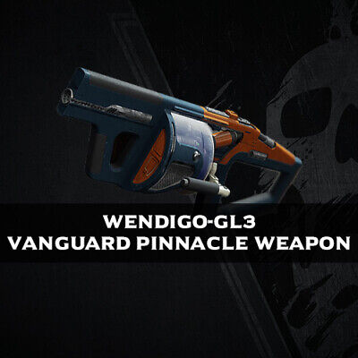 DESTINY 2: LOADED Question Vanguard Pinnacle Weapon (Xbox
