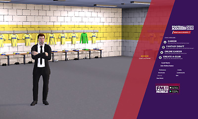 FOOTBALL MANAGER 2019+TOUCH '19 (STEAM Access)+ in game editor for PC & MAC