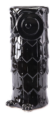 GwG Outlet Decor Ceramic Umbrella Stand With Black Finish A10004