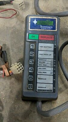 Sorensen Magnition Electronic Ignition Tester