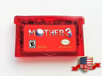Mother 3 NEW (Earthbound 2) - English Translated - Nintendo GBA Gameboy Advance
