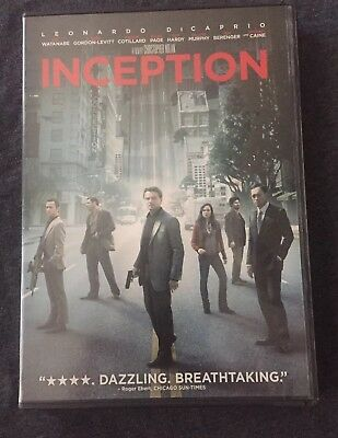 Inception -Dvd