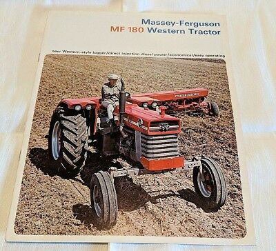 Massey Ferguson, Agriculture, Advertising, Collectibles Page 3