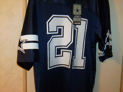 2c7e7be21bc Dallas Cowboys Ezekiel Elliott Jersey NFL Players Authentic Apparel # &Name  NWT