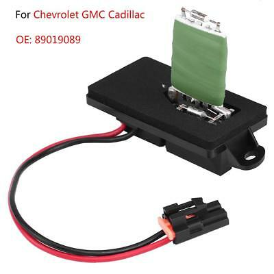 New Heater Blower Resistor Ignition Module FOR GM Chevrolet Corvette 3929052