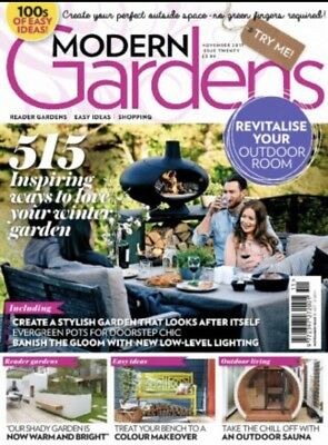Modern Gardens Magazine #20 (Brand New Back Issue)