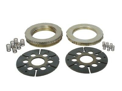 Case IH 190454A1 Brake Disc and Plate Kit Pair 570LXT, 570LXT SERIES II, 580L, 5