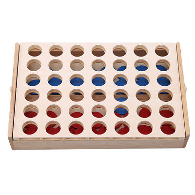 Connect 4 Four Line Up In A Row Line Board Game Family Kid Toy Children Gift KL