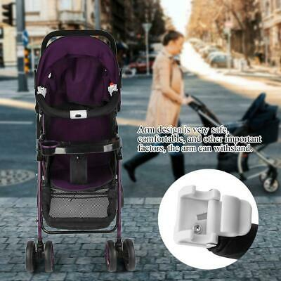 Adjustable Baby Trolley Armrest Bumper Bar Handlebar Accessories for Baby