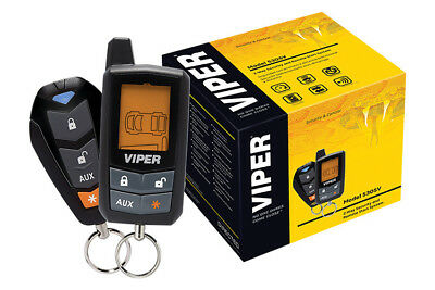 Viper 5305V, 2-Way LCD Remote Start Car Alarm Keyless Entry Security System