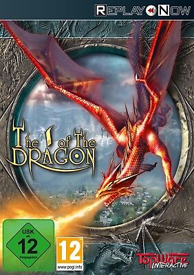 The I of the Dragon [PC | Mac | Linux Steam Key] - Multilingual [EN/DE/PL/CZ/HU]
