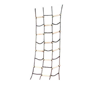Climbing Cargo Net Nylon For Kids Play Swing Set Obstacle Course