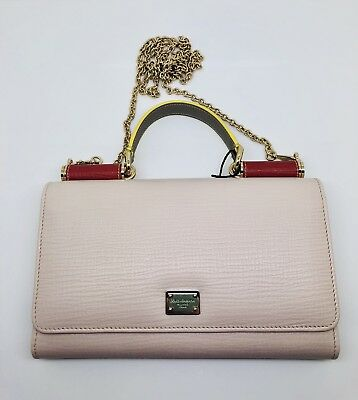 e870d7af881f ... Red Leather Crystal Carretto Pom Pom Borsa.