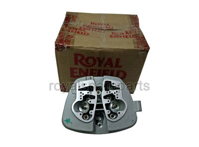 Royal Enfield Genuine Classic 350cc Cylinder Head Sub Assembly