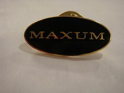 Maxum Boat Lapel Badge Or Baseball Cap Pin