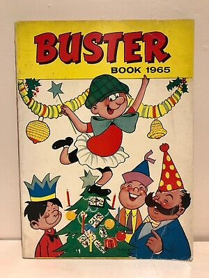 Buster Book 1965 Annual (Softback)