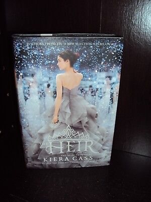 The Selection: The Heir by Kiera Cass 2015 Hardcover First Edition 1st/1st