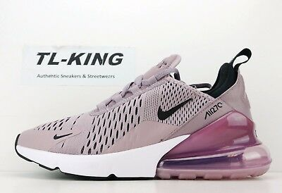 26f894b849a Nike Air Max 270 GS Youth Elemental Rose Purple Rust Violet White  943345-601 KL
