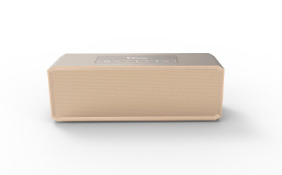 Bluetooth 4.1 Speaker Stereo Wireless Metal Music Speaker