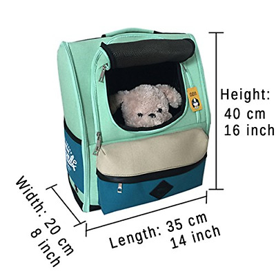 Pet Carrier Backpack,Latest Style Comfortable Dog Cat Travel Bag NEW HOT US SHIP