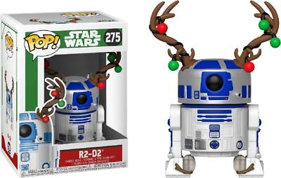 Star Wars R2-D2 Christmas Edition Versione Natalizia Funko Pop!