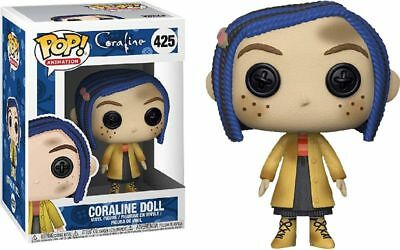 Coraline Doll Version Versione Bambola  Funko Pop!